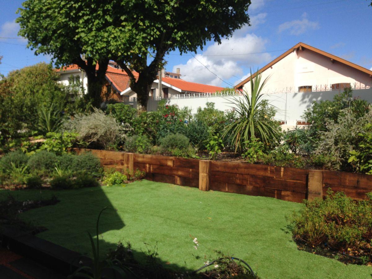 conception d 39 un jardin sur arcachon ducos paysages